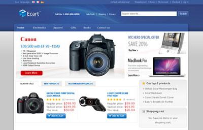 اسکریپت فروشگاه ساز eCart